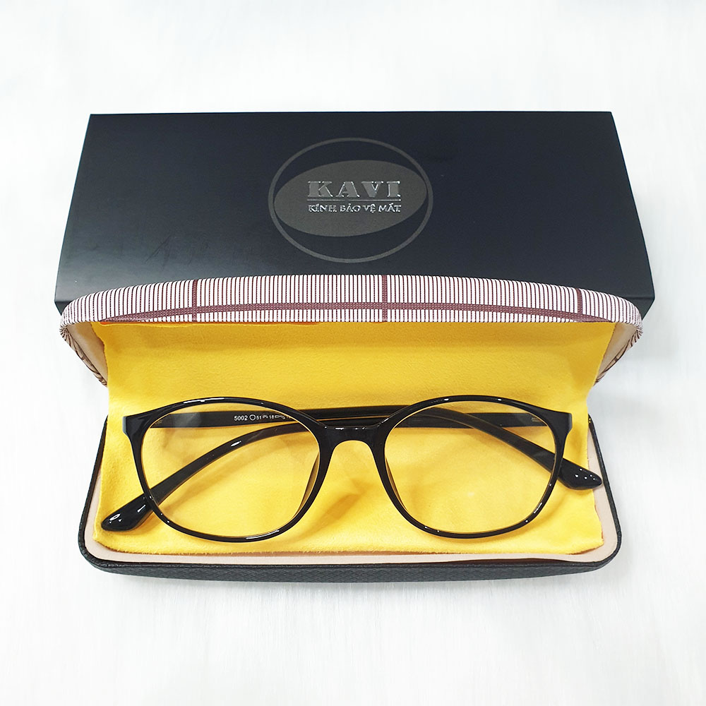 kính chống ánh sáng xanh KAVI KV009
